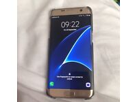 Samsung Galaxy s7 edge on Vodafone. Excellent condition