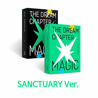 THE DREAM CHAPTER: MAGIC by TXT(TOMORROW X TOGRTHER) [Sanctuary Ver.] Green