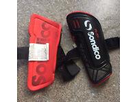 Sondico flair shinpads size xxxs
