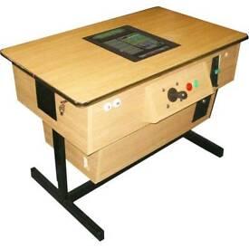 Retro Arcade Table