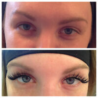 Butterfly Kisses Eyelash Extensions - Every Day Special