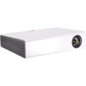LG led projector with screen