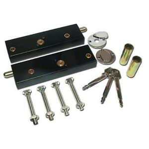 GARAGE-DOOR-BOLT-LOCK-HIGH-SECURITY-FOR-UP-OVER-DEFENDER-NEW-MK-III-2014