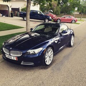 2013 BMW Z4 3.5I Turbo sdrive
