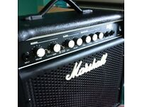 Marshall MB|B series 15 watt bass amp