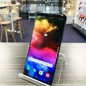 Galaxy S9 Plus 64G Black AU MODEL INVOICE WARRANTY GOOD COND.