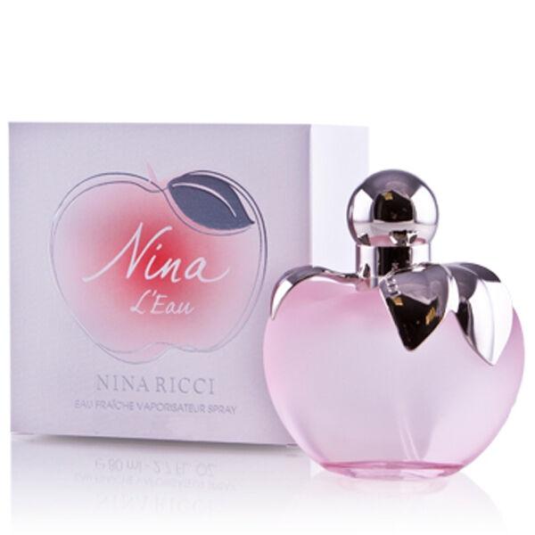 Detalles de NINA L'EAU de NINA RICCI Colonia Perfume EDT 30 mL Mujer Woman Femme