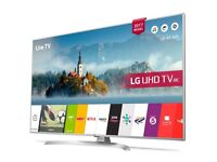 "49"" LG Smart 4K Ultra HD HDR LED TV with BOX"