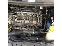 Corsa Diesel engine