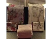 NEXT Lilac Single Bedding Set x 2 Style/Orchard Floral Bed Set