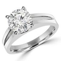 Bague de Fiançailles 0.90CT Stunning Diamond Engagement Ring