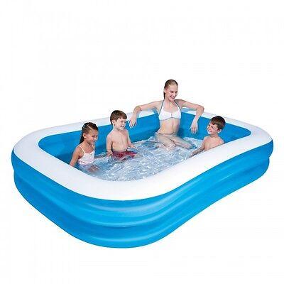 Bestway 12819 Familien Pool 211x132x46cm Planschbecken