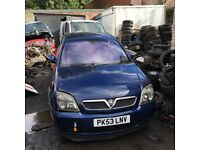 Vauxhall vectra 1.8 breaking for parts
