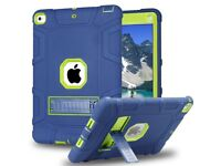 ipad mini waterproof/hybrid case in black/blue/pink