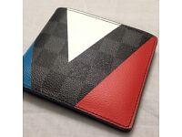 Eye catching Louis Vuitton wallet lv in epi leather colour edition genuine designer