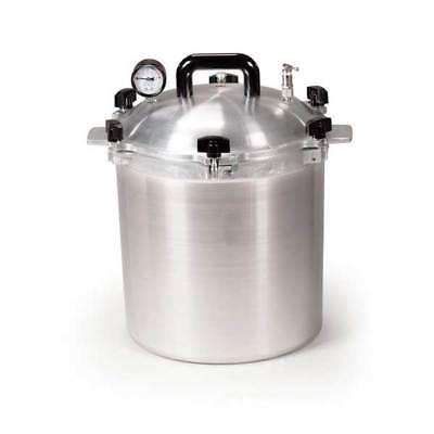 All-american 1925x Stovetop Autoclave Sterilizer 25 Quart