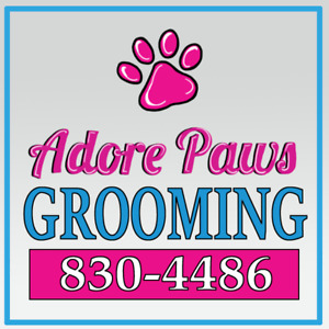 Adore Paws Grooming!! All Breeds and Size Welcome!