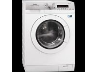 AEG Freestanding washer dryer