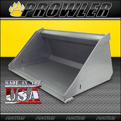Bobcat Mt50 Mt52 And Mt55 44 Inch Low Profile Bucket - Mini Skid Attachment