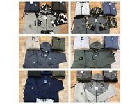 Wholesale Mens Designer Clothing Good Range From Tracksuits polo tshirts Jumpers