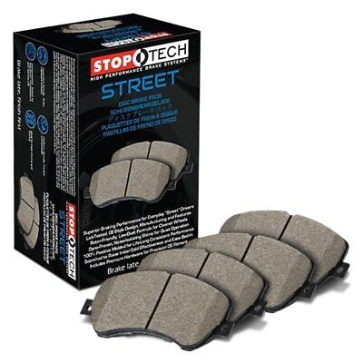 For Nissan 300ZX 89-96 StopTech 308.06470 Street Performance Front Brake Pads ()