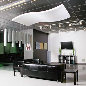 Pinta Elements Whisperwave Ceiling Acoustic Panels