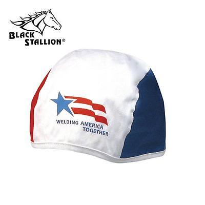 Revco Bct-rwb-wat Welding America Together Beanie Black Stallion Weld Cap Os