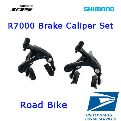 New Shimano 105 BR-R7000 Brake Calipers Set Front + Rear Road Bike