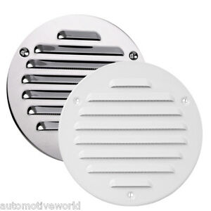 Aluminium air vent covers