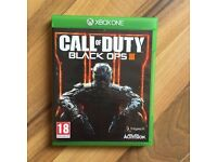 Call of duty black ops 3 , Xbox one , as new ! Price stands , no offers !