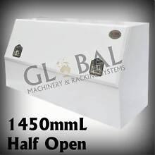 Ute toolboxes , tool box tilt lid  Half Open ute Tool Box 1450mmL Osborne Park Stirling Area Preview