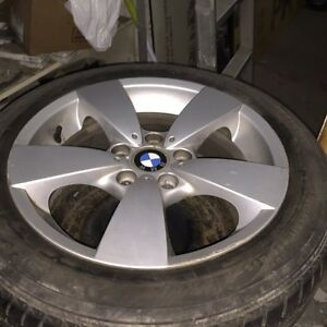 "4 MAGS 17"" BMW SERIE 5"