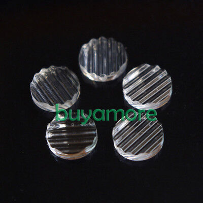 5pcs 60 Laser Line Module Lens Colophony Plastic Lens