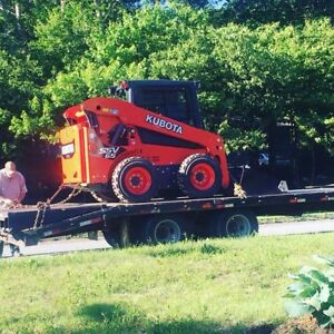 Residential Snow Removal & Skidsteer Services (Book Today)