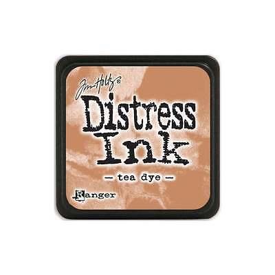 Pad Tea (Tim Holtz - Mini Distress Ink Pad - Tea Dye -)