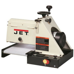 JET 10 in. 1700 RPM 10-20 Plus Direct-Drive Bench Top Drum Sander 628900 New