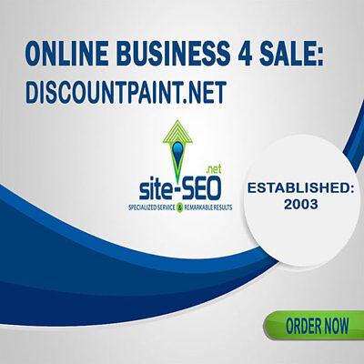 Online Business 4 Salediscountpaint.net