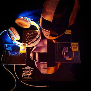 DAFT PUNK COLLECTIBLES 6 items left starting from $20