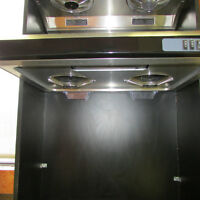"Range hood under cabinet 680 CFM powerful 30""white and stainless"