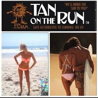 All Natural Organic Spray Tan