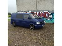 VW Transporter T4. 11 months MOT. 120k. 2 owners from new.