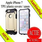 _apple iphone 7 schokbestendig tpu plastic covers / cases