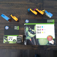 HP Ink Cartridges for HP564