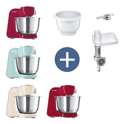 Bosch Mum 54a00 Küchenmaschine Start Line Farbe Weiß