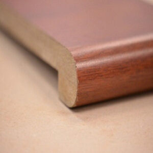 Laminated Stair treads & riser 2 pcs set easy to install