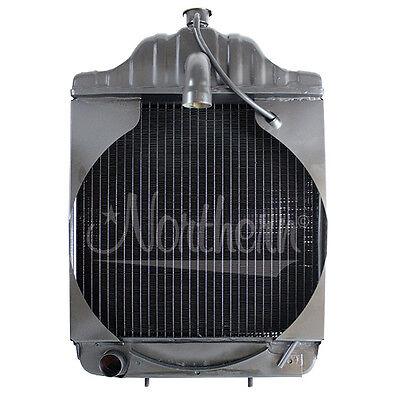 Case 530ck Gas Diesel 580b 580ck Backhoe Radiator