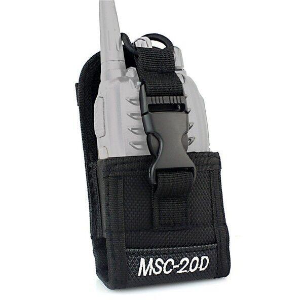 MSC-20D Multi-function Radio Case Holder for Baofeng H777 BF-666S/777S/888S Kenw