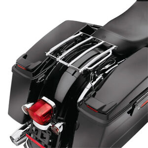 Harley Davidson Touring Solo Luggage Rack.#54213-09A
