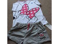 Brand New Minnie M&S Kids PJs 11-12