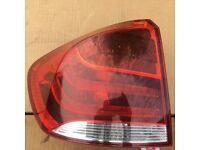 BMW X1 E84 LCI REAR OUTER LIGHT N/S